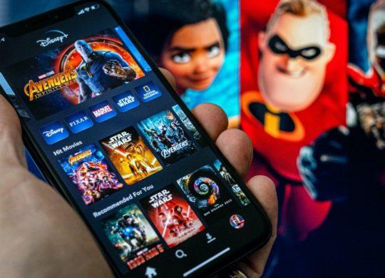 Disney Plus Application 1