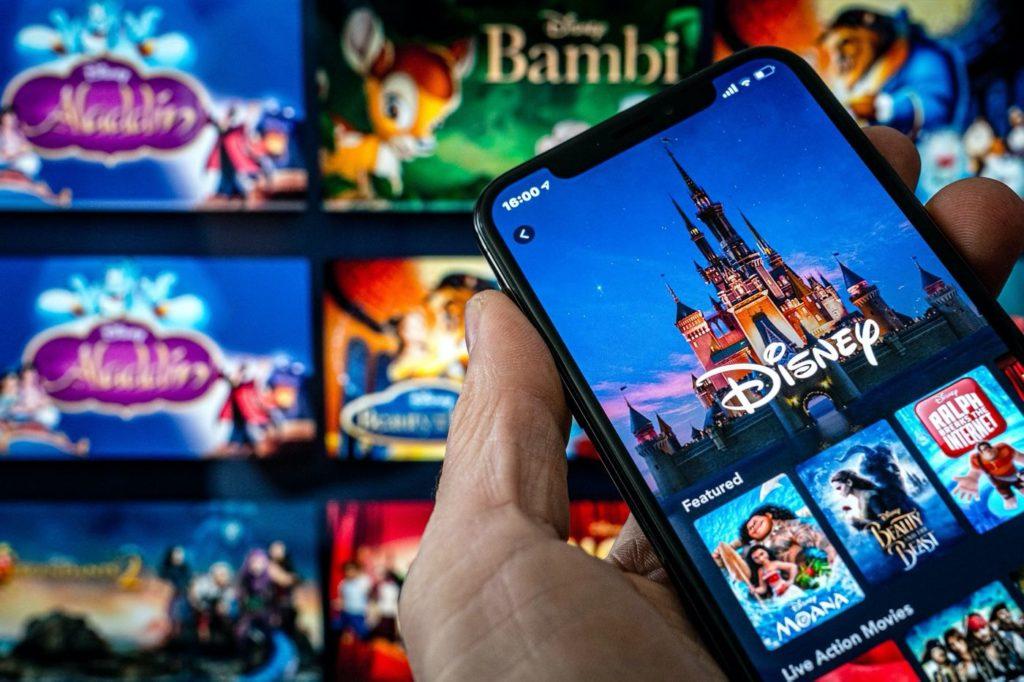 Disney Plus Application 1024x682