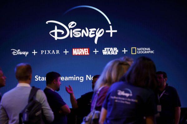 Disney Plus Logo 600x400