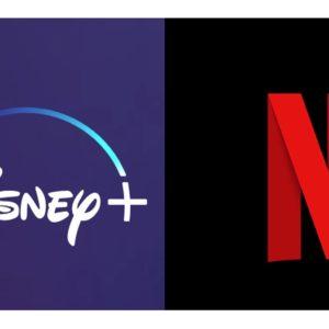 Image article Netflix pas inquiet par le lancement de Disney+ :«rien n'a changé»