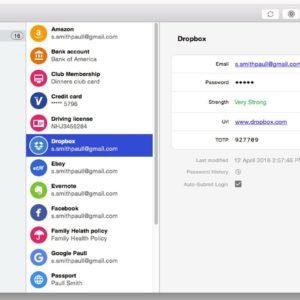 Image article Mots de passe : Enpass passe à l'abonnement et abandonne l'achat unique