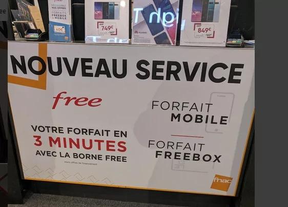 Fnac Freebox Mobile 2
