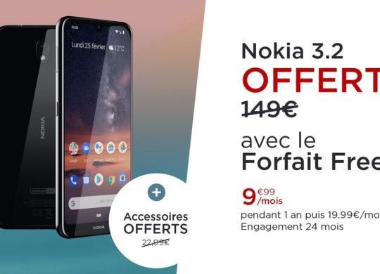 Free Mobile Promo Novembre 2019