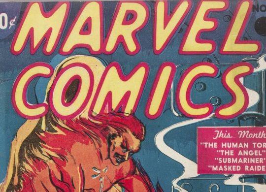 Marvel Comics numero un