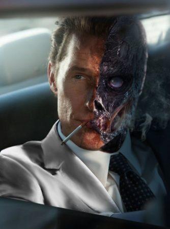 Matthew Mc Double Face Batman 334x450