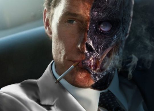 Matthew Mc double Face Batman