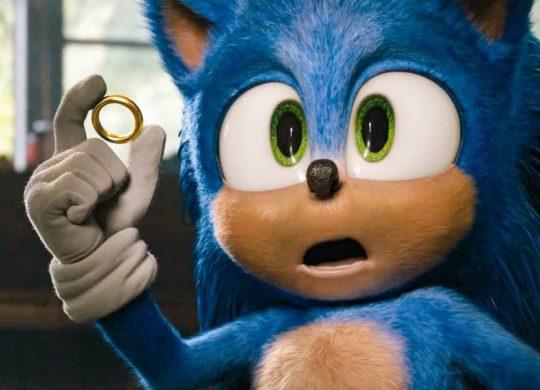 New Sonic film