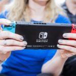 Nintendo Switch En Main