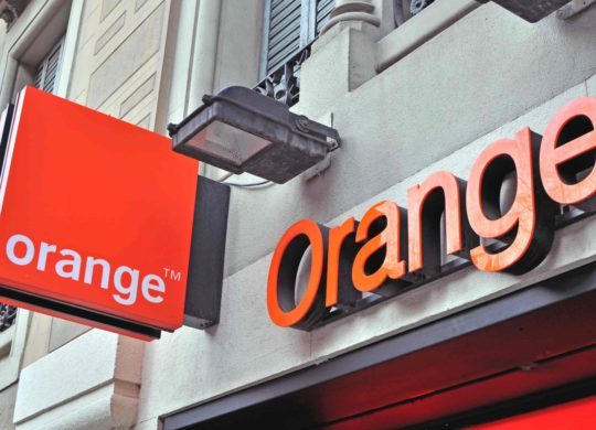 Orange Logo Boutique