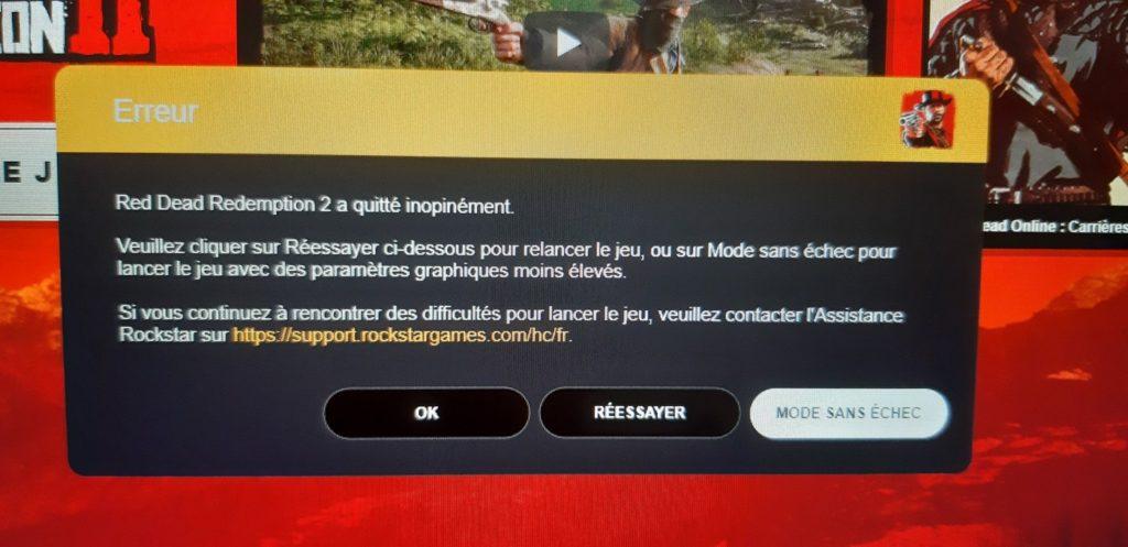 Red Dead Redemption 2 Crash PC 1024x497