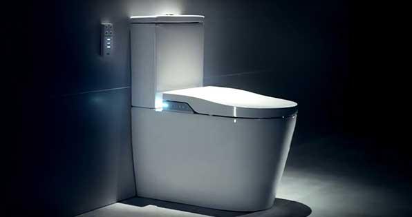 Reece Bathroom Roca In Wash Smart Toilet6
