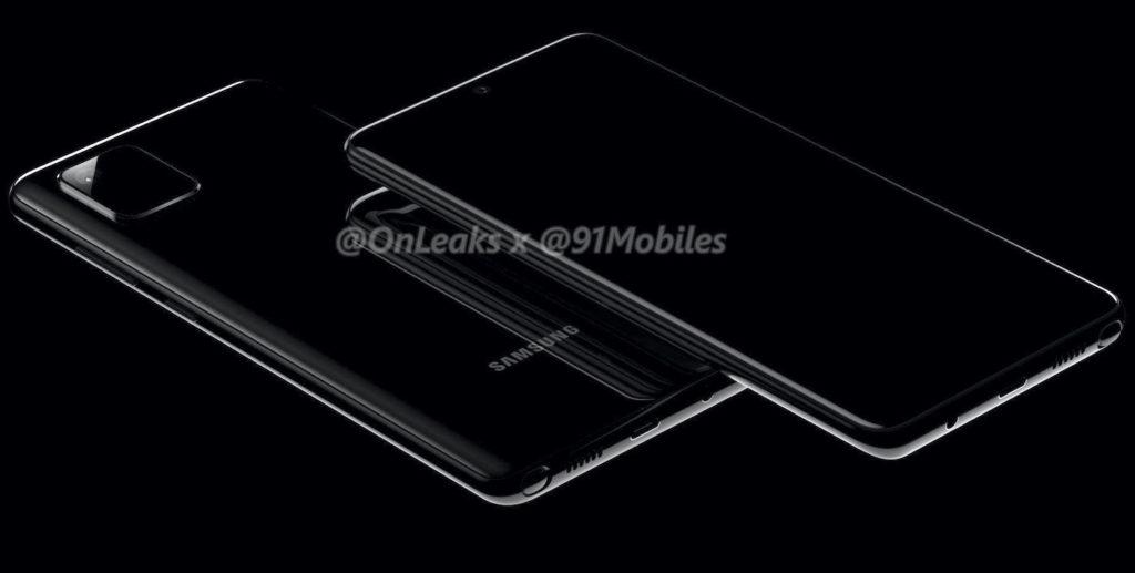 Rendu Galaxy Note 10 Lite 1024x517