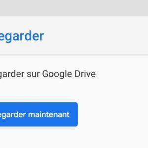 Image article Android : la sauvegarde de données ne fonctionne plus depuis des mois sur différents smartphones
