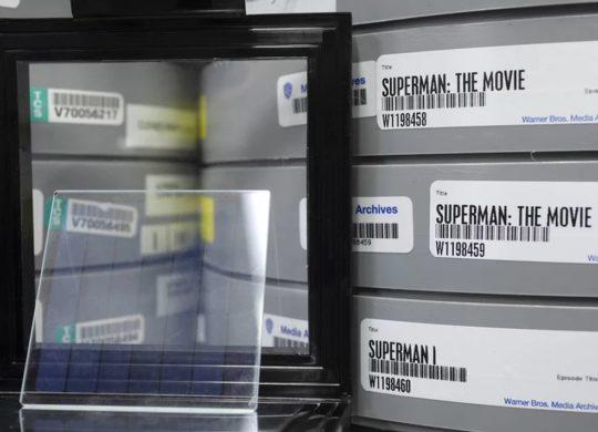 Silica Superman stockage