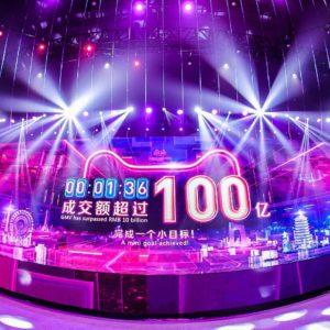 Image article Achat sur Internet : les Chinois dépensent 1 milliard de dollars en 68 secondes