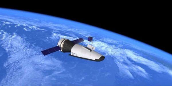 Space Rider ESA 600x300