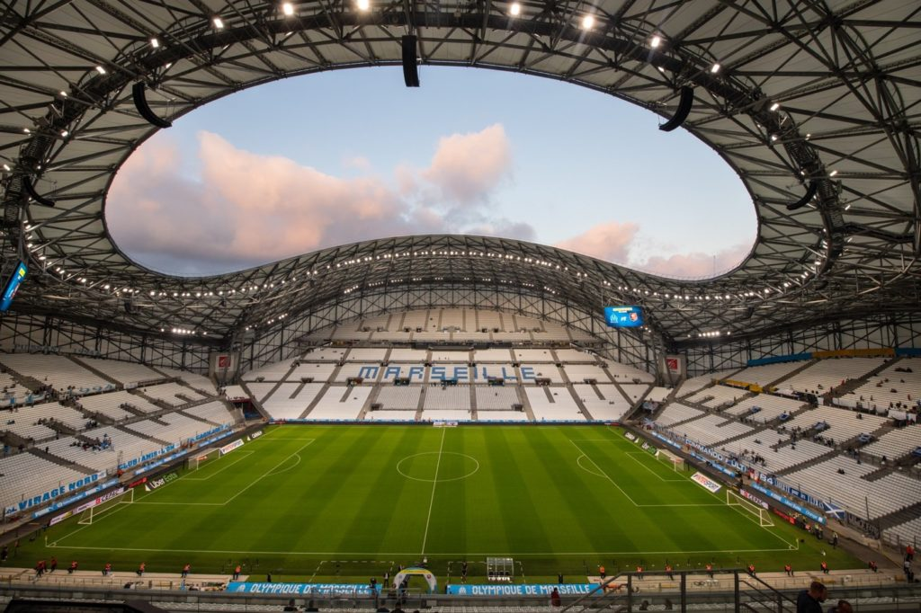 Stade Orange Velodrome 1024x682