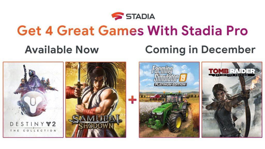 Stadia Jeux Offerts Decembre 2019 1024x576