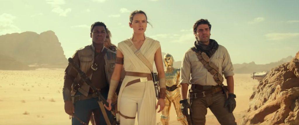 Star Wars The Rise Of Skywalker 1024x429