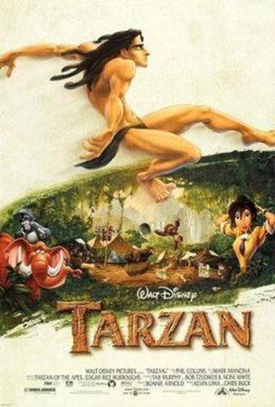 Tarzan Disney 304x450
