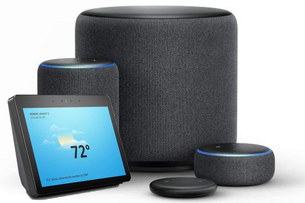 Amazon Echo Famille 1024x683