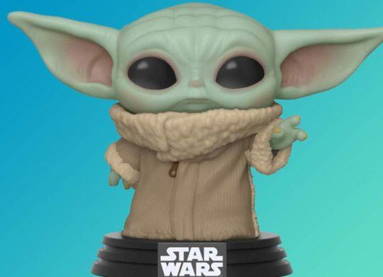Baby Yoda Pop 1