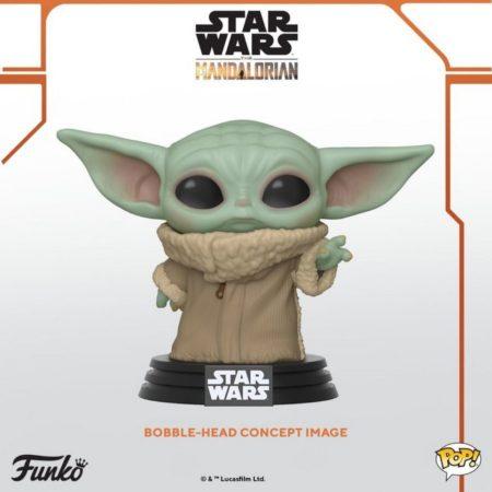 Baby Yoda Pop 450x450