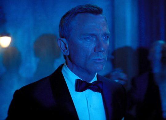 Daniel Craig James Bond Mourir Peut Attendre