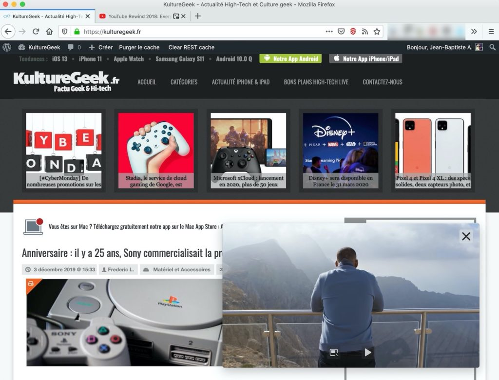 Firefox 71 Picture In Picture 1024x780