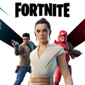Image article Fortnite : des skins et un vaisseau «Star Wars 9», et même un extrait inédit du film durant les Game Awards