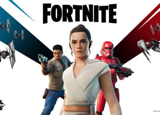 Fortnite Star Wars 9