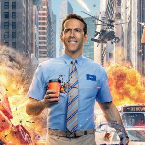 Image article Bande-annonce de Free Guy : Ryan Reynolds découvre qu'il vit dans un jeu vidéo
