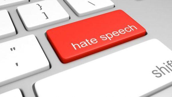 Hate Speech 600x338