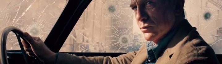 James Bond Mourir peut attendre Daniel Craig