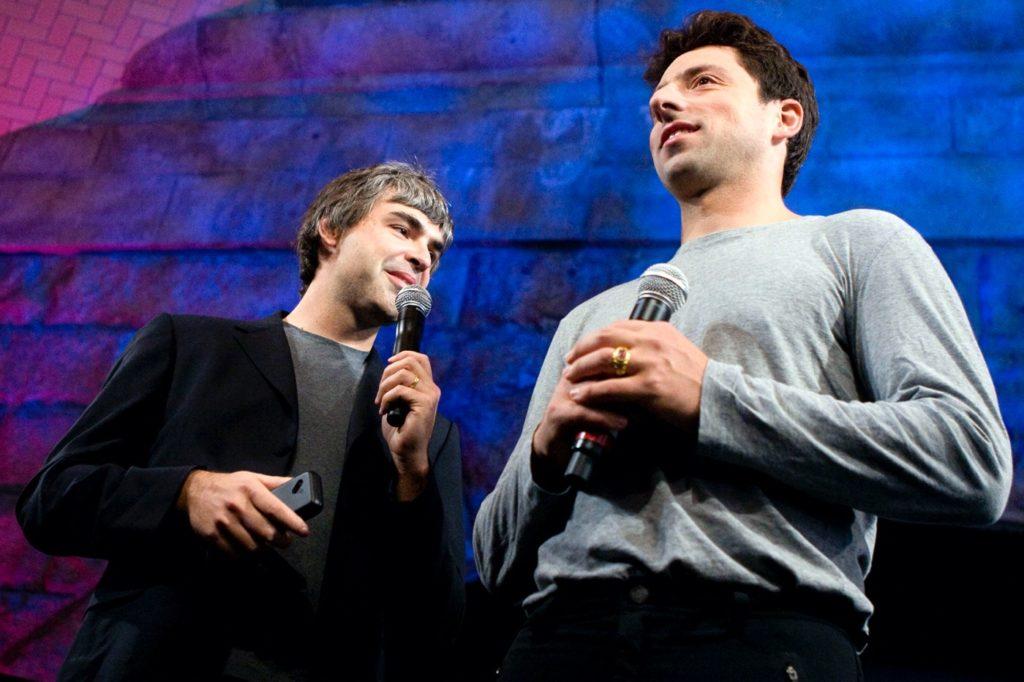 Larry Page Et Sergey Brin 1024x682