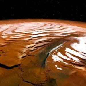 Image article Mars : il ne sera pas nécessaire de creuser profond pour trouver de la glace