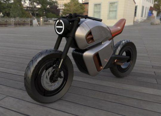 NAWA Racer 1