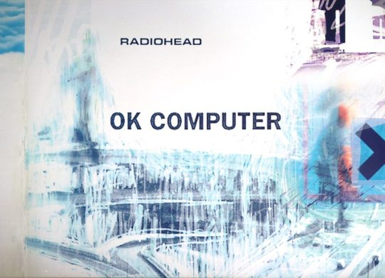 OK Computer Radiohead