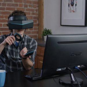 Image article Pimax peine à accoucher de son casque VR en 8K