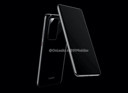 Rendu Huawei P40 3