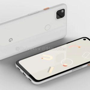 Google semble préparer deux smartphones milieu de gamme pour 2020