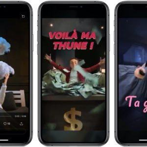 Image article Snapchat teste Caméo, pour mettre votre visage dans des vidéos