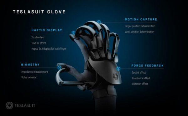 Teslasuit Glove 600x372