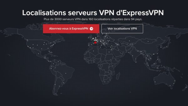 Express Vpn Carte 600x340