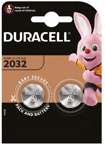 Piles Boutons Duracell