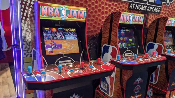Arcade1up NBA Jam CES 2020 600x337
