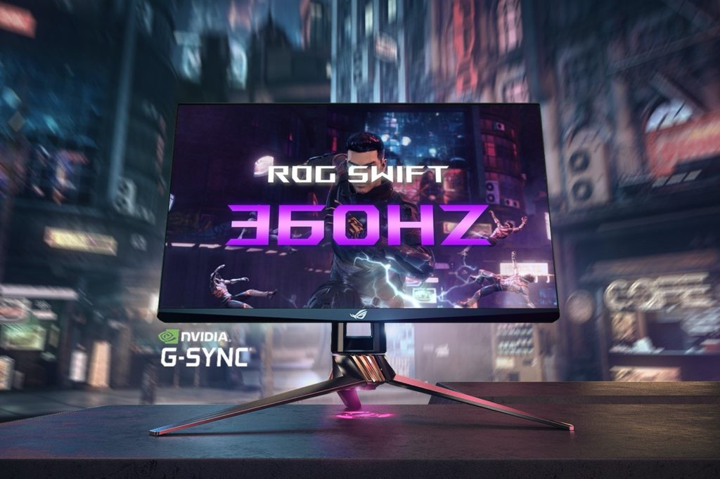 Asus ROG Swift 360Hz 1024x682