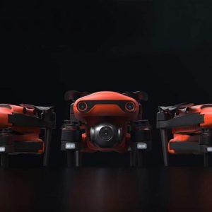Autel Robotics dévoile des drones 8K, pliables, et disposant d'une autonomie de 40 minutes