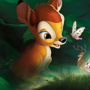 Image article Après Le Roi Lion, Disney prépare un remake de Bambi en live-action