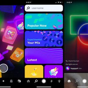 Image article Byte, le successeur de Vine, est disponible sur iOS et Android